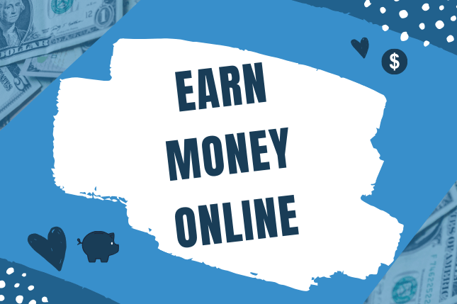EARN MONEY ONLINE india