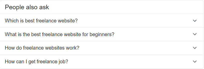 people also ask - on page seo checklist.
