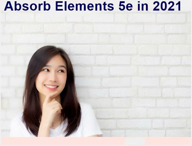 Absorb Elements 5e