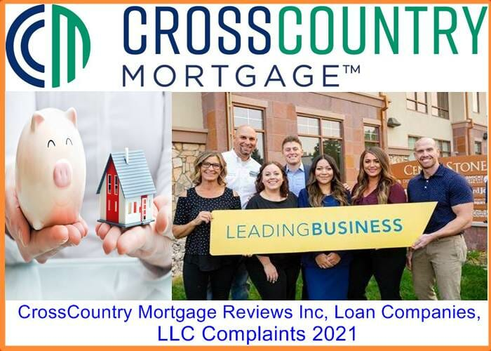 CrossCountry Mortgage Reviews