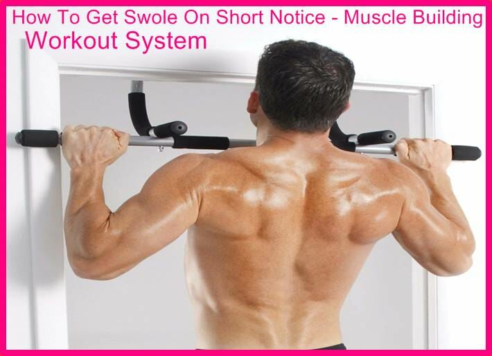 How To Get Swole