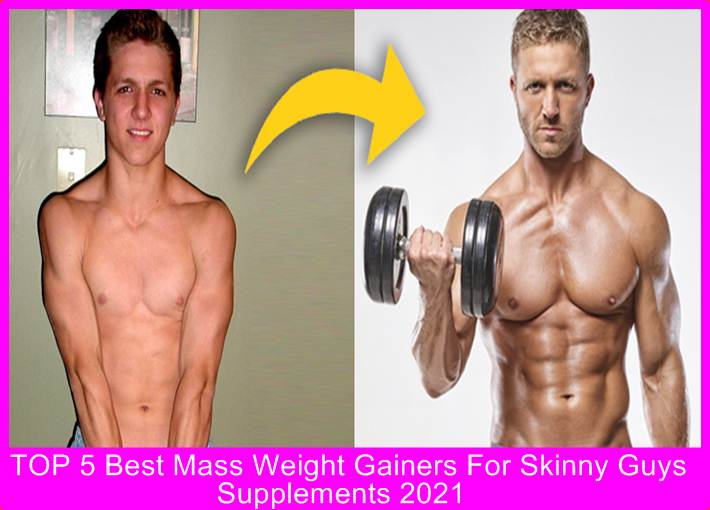 TOP 5 Best Weight Gainers For Skinny Guys