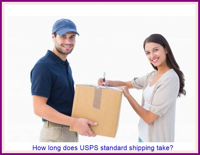 How long does USPS standard shipping take