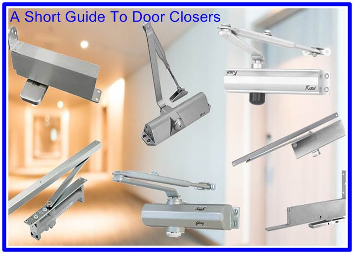 A Short Guide To Door Closers