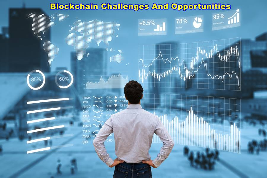 How are blockchain technologies changing the retail industry?
