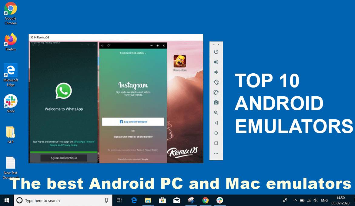 The best Android PC and Mac emulators