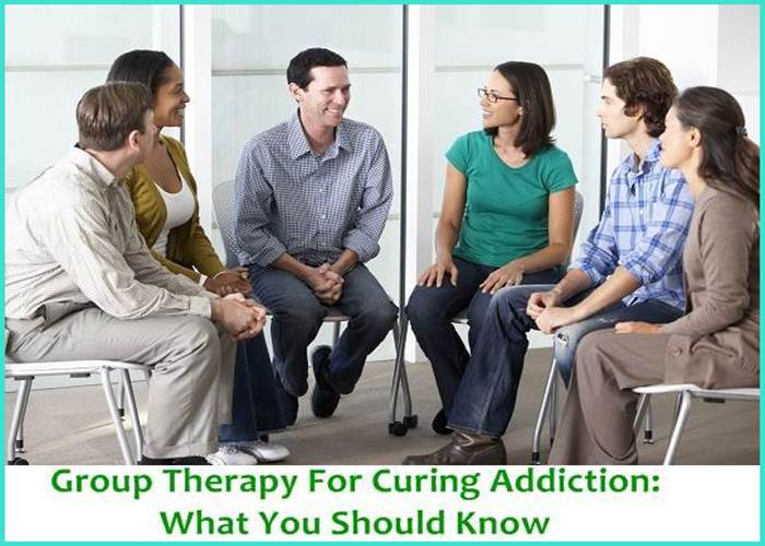 Group Therapy For Curing Addiction