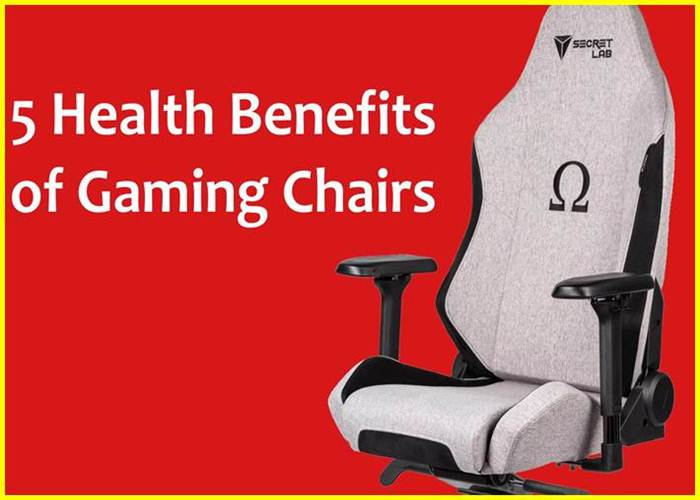 Health Benefits of Gaming Chairs