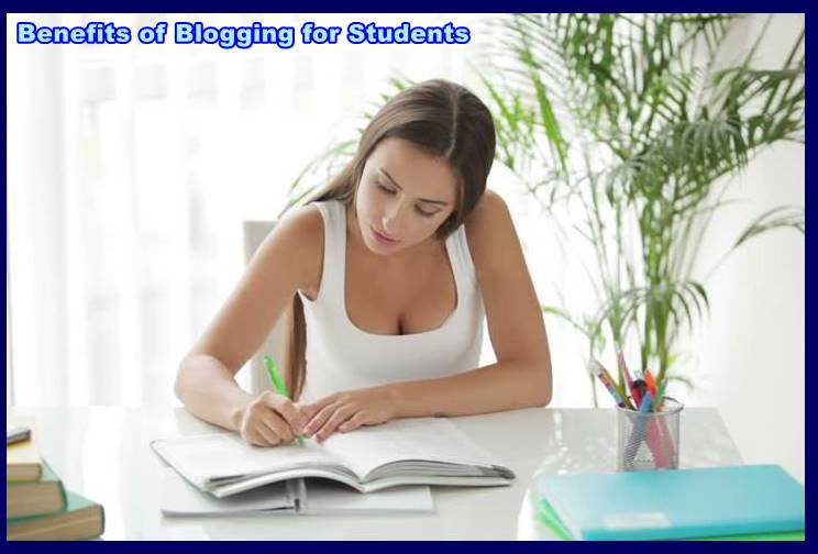 Benefits of Blogging for Students